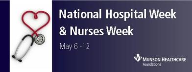 Hospital Week Banner